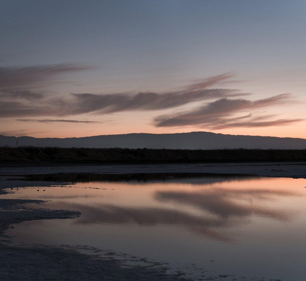 Alviso Salt Flats